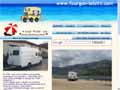 Fourgon loisirs et camping cars