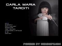 Carla Maria Tarditi Symphony Conductor