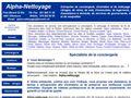 Alpha Nettoyage - Nettoyage, entretien & concierge