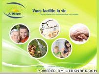 Adispo, société de services à la personne Indre