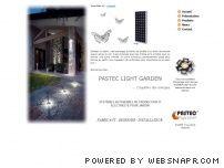 Pastec Light Garden