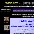 Sauvegarde Audio Vidéo - Sauvez vos souvenirs sur CD ou DVD