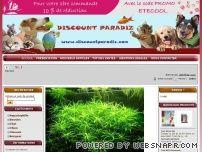 Discount Paradiz - Vente en ligne de produits pour animaux