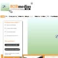 B2Bmedias - Fichier entreprise, base email btob en location ou vente