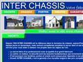 Châssis PVC - Inter Châssis votre fabricant de châssis en PVC