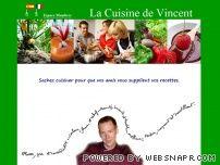La Cuisine de Vincent : cours de cuisine en ligne