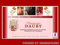 Champagne DAUBY - Producteur de champagne à Aÿ