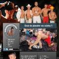 Stripteaseur Strasbourg - Adriano stripteaseur Metz Mulhouse et Est de la France