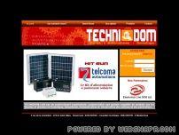 Technidom : Domotique, Interphonie, Automatisation et  Sécurisation