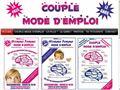 Couple Mode d'Emploi - Spectacle d'humour, réservation en ligne