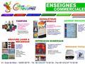 Fabricant de signalétique adhésive et gravée - Intergravures & Numérique à Sète (34)